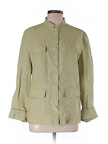 DB Life Long Sleeve Button-Down Shirt Size L