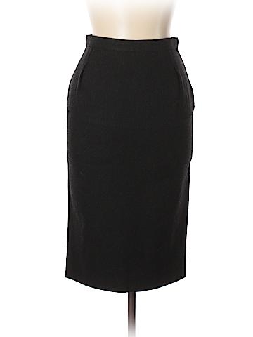 Nina Ricci Wool Skirt Size 38 (EU)
