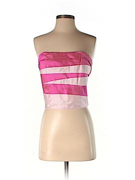 Marisa Baratelli Sleeveless Silk Top One Size