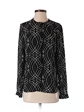 Eva Longoria Long Sleeve Blouse Size XS