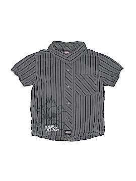 Dickies Short Sleeve Button-Down Shirt Size 12 mo