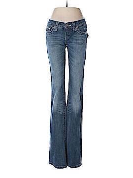 Aquarius Jeans 25 Waist