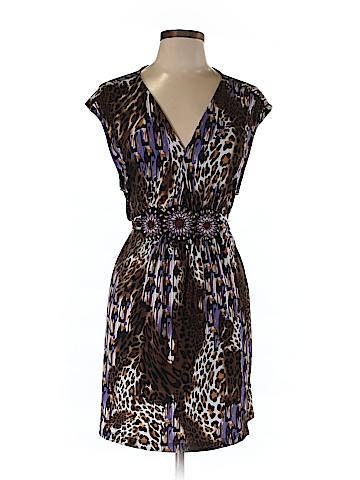 Beige by ECI Casual Dress Size XL