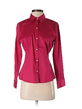 Banana Republic Long Sleeve Button-Down Shirt Size S (Petite)
