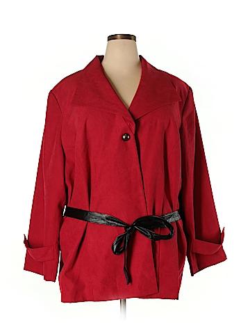 Maggie Barnes Coat Size 4X (Plus)
