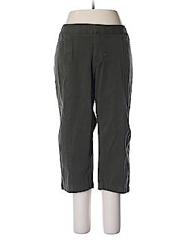 Coldwater Creek Khakis Size 24 (Plus)