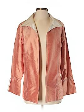 Neiman Marcus Silk Blazer Size S