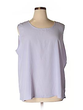 White Stag Sleeveless Blouse Size 42-44