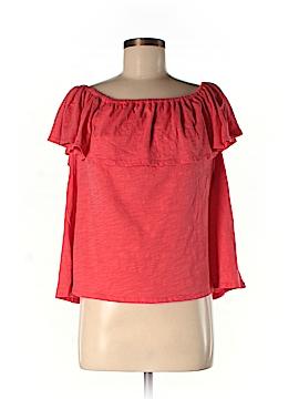 Rebecca Minkoff Short Sleeve Top Size S