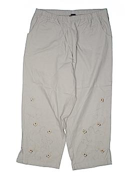 Denim Co Linen Pants Size 1X (Plus)