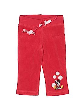 Disney Parks Velour Pants Size 6 mo
