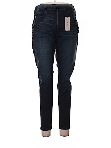 Melissa McCarthy Seven7 Jeans Size 16