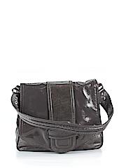 Charles David Leather Shoulder Bag