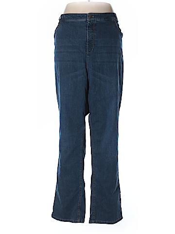 J.jill Jeans Size 26 (Plus)