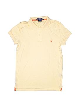 Ralph Lauren Sport Short Sleeve Polo Size M (Kids)