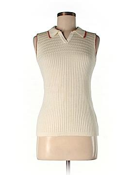Tehama Sleeveless Polo Size M