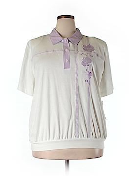 G.W. Short Sleeve Polo Size 3X (Plus)