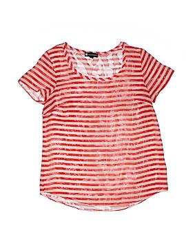 Valerie Bertinelli Short Sleeve Blouse Size S