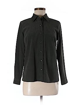 Talbots Long Sleeve Button-Down Shirt Size P (Petite)