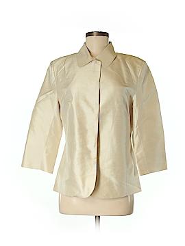 Paul Harris Design Silk Blazer Size M