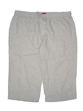 Merona Linen Pants Size XXL
