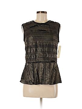 Nicole Miller Artelier Sleeveless Top Size L