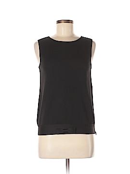 Barneys New York Sleeveless Silk Top Size M