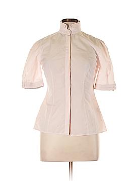 Rivamonti Short Sleeve Button-Down Shirt Size M