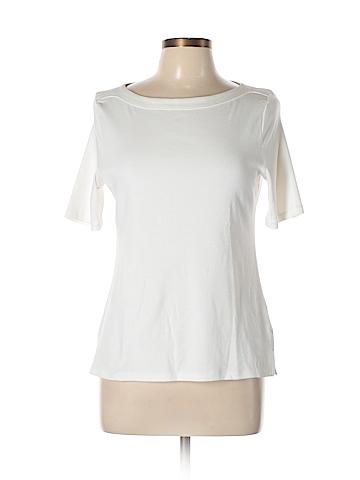 Talbots Short Sleeve Top Size L (Petite)