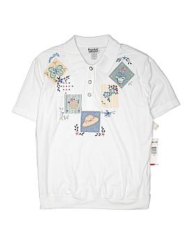 Teddi Short Sleeve Polo Size 1X (Plus)