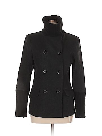 Theory Wool Coat Size M