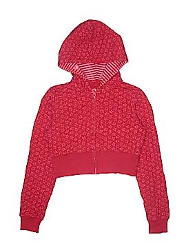Arizona Jean Company Zip Up Hoodie Size 14