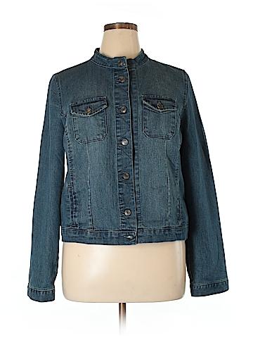 Bandolino Denim Jacket Size XL
