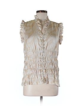 Jaipur Short Sleeve Blouse Size S