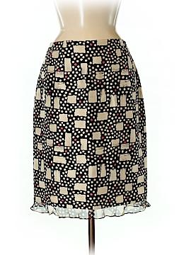 Teri Jon by Rickie Freeman Silk Skirt Size 6