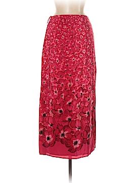 Neiman Marcus Silk Skirt Size 6