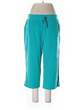 Karen Scott Casual Pants Size 0X (Plus)