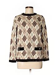 Les Copains Women Wool Pullover Sweater Size 40 (EU)