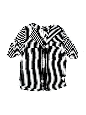 Forever 21 Short Sleeve Blouse Size 2