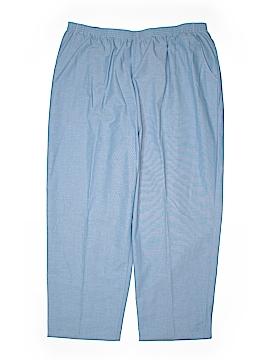 G.W. Casual Pants Size 24 (Plus)