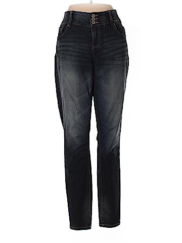Torrid Jeans Size 14 (Tall)