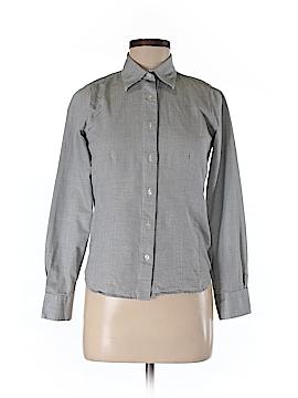 Ashworth Long Sleeve Button-Down Shirt Size XS