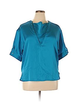 Derek Lam for DesigNation Short Sleeve Blouse Size L