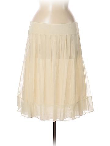 Jil Sander Silk Skirt Size 40 (FR)