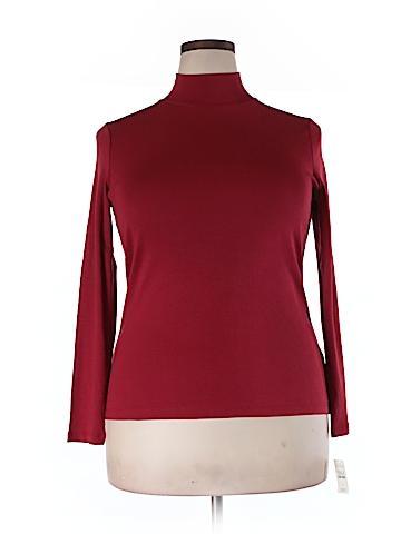 Talbots Long Sleeve T-Shirt Size X (Plus)