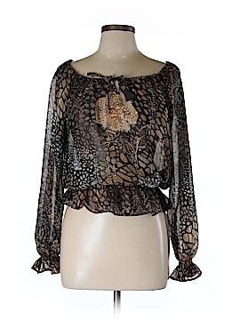 Kay Celine Long Sleeve Blouse Size M