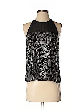 Parker Sleeveless Silk Top Size XS