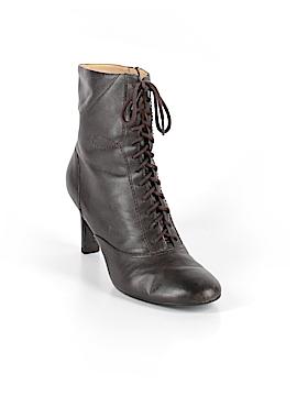 Ann Taylor LOFT Ankle Boots Size 9 1/2