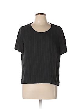 Giorgio Armani Short Sleeve Blouse Size 12
