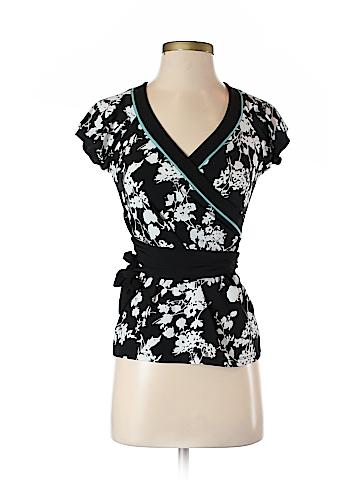 Ann Taylor LOFT Short Sleeve Top Size XS (Petite)